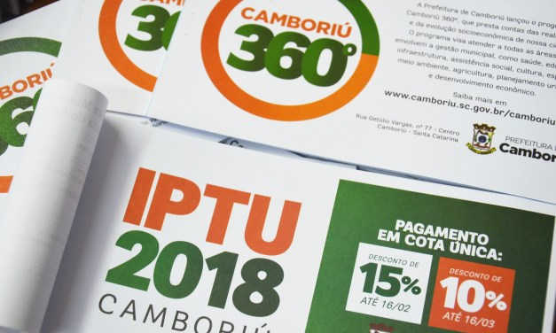 Carnês de IPTU do bairro São Francisco de Assis são entregues nos dias 14 e 15