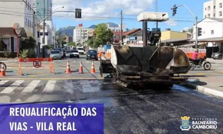 Requalificação do Sistema Viário chega a Vila Real