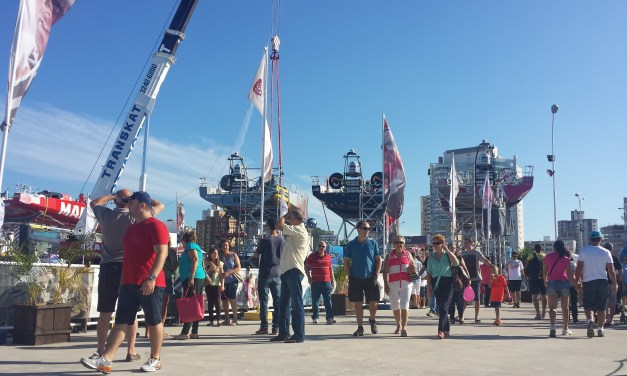Etapa da Volvo Ocean Race será de 05 a 22 de abril em Itajaí