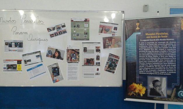 CEM Giovania de Almeida realiza a Semana do Livro