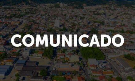 Prefeitura de Camboriú mantém serviços nessa quarta-feira