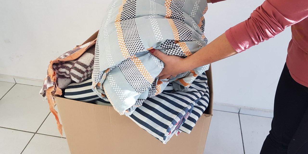 Assistência Social promove arrecadação de cobertores e roupas de inverno