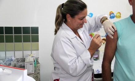 Mais de 5 mil doses foram aplicadas em seis dias de vacinação contra a Influenza