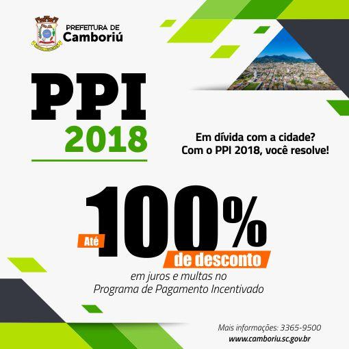 Moradores de Camboriú podem ajustar suas dívidas com o Município por meio do PPI