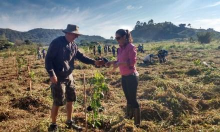 Fucam inicia segunda etapa de recuperação ambiental da margem do Rio Camboriú