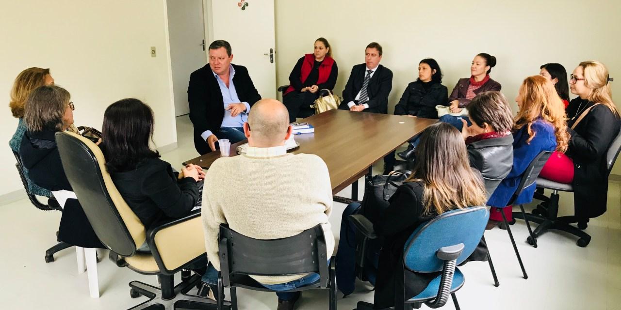 Prefeitura de Camboriú e Univali discutem parceria