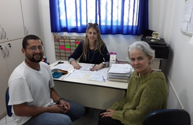 Trabalho com grafite em parceria com Univali será realizado no CEM Taquaras