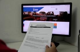 Balneário Camboriú ultrapassa a marca de mil solicitações de alvarás online