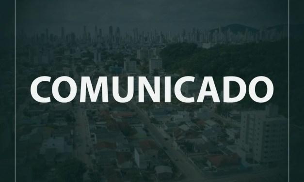 COMUNICADO – Substituição de painel elétrico pode provocar desabastecimento em duas ruas do Conde Vila Verde