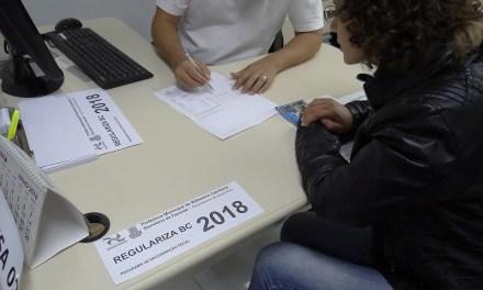 Mais de 33 milhões já foram negociados no Regulariza BC