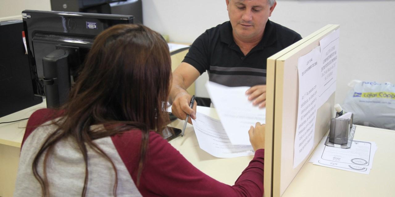 Julho inicia com 240 vagas disponíveis no Balcão de Empregos