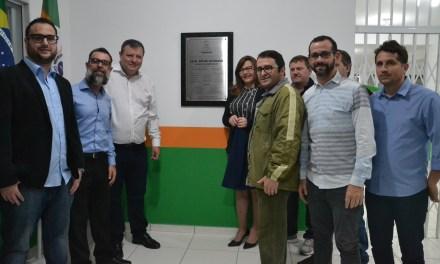 Moradores de Camboriú comemoram a entrega da ampliação da escola Profº Artur Sichmann