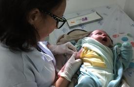 Mais de 5 mil crianças devem ser vacinadas contra poliomielite e sarampo em Balneário Camboriú