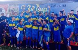 Aniversário de Balneário Camboriú terá Copa Sul-Americana de Futebol