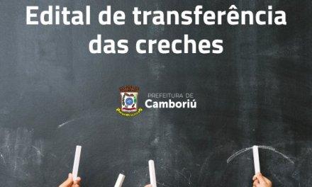 Secretaria de Educação divulga datas para solicitação de transferência dos CEIs