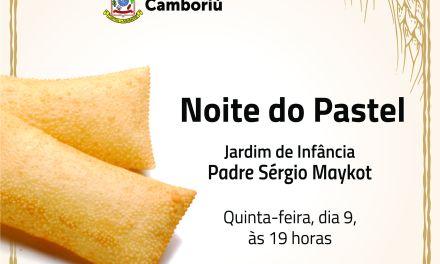 Quinta-feira tem Noite do Pastel no Jardim de Infância Padre Sérgio Maykot