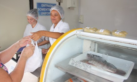 Agenda Caminhão do Peixe inicia a semana pelo São João