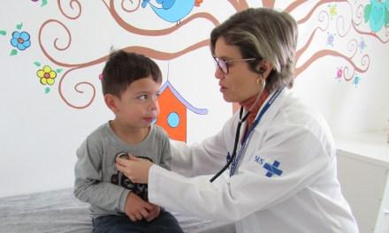 Unidade de Saúde Santa Regina agora tem consultas com médico pediatra