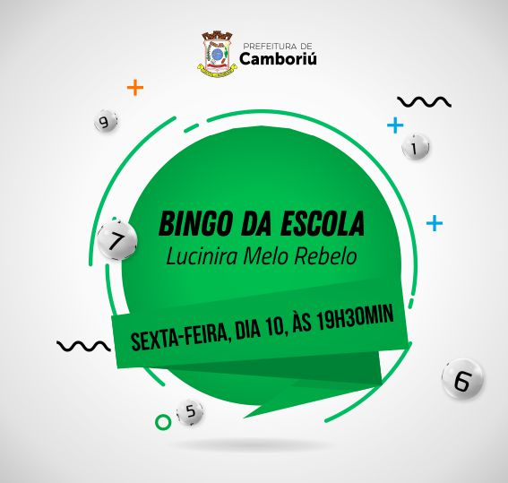 Escola Lucinira Melo Rebelo promove bingo para a comunidade