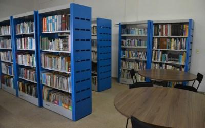 Biblioteca Municipal de Camboriú já conta com quase 6 mil obras literárias
