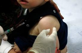 Unidades de Saúde abrirão neste sábado no Dia D da Vacinação contra Sarampo e Poliomielite
