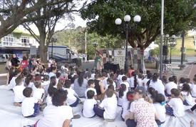 Festival de Contadores de Histórias ocorrerá em setembro