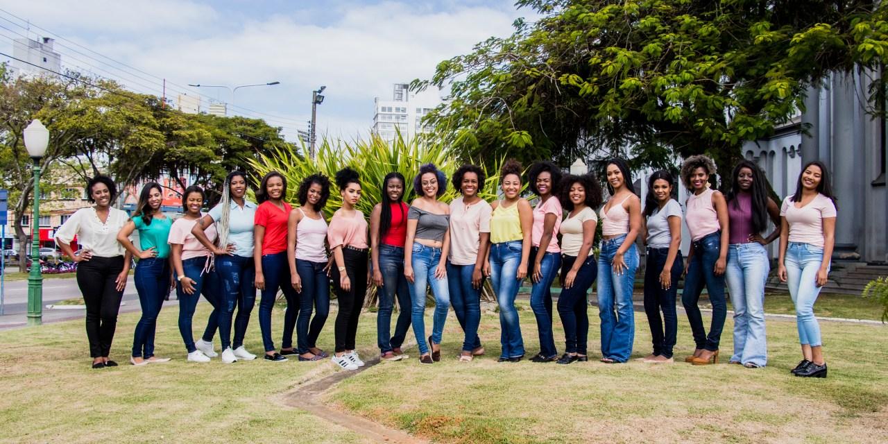 21 candidatas disputarão o concurso A Mais Bela Negra de Itajaí