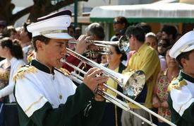 7 de Setembro: Bandas Escolares farão Alvorada Cívica