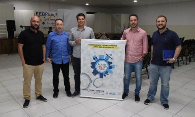 Moradores apresentam reivindicações para São João, Barra do Rio e Imaruí