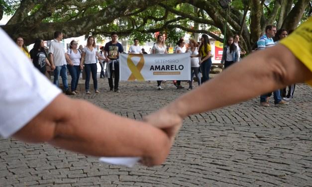 CEMJA de Camboriú realiza palestra sobre suicídio