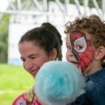 """""""Bom é Ser Criança"""" reuniu cerca de 1300 pessoas em festa no Bairro dos Municípios"""