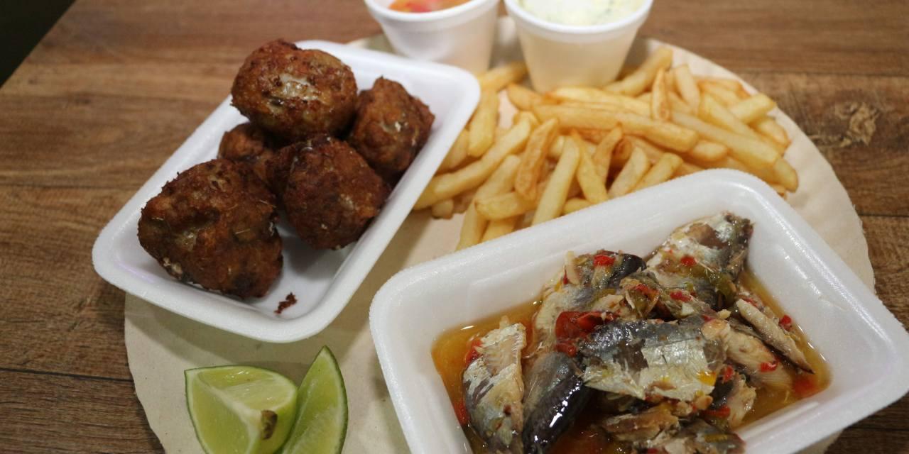 Sardinha é uma das preferências gastronômicas na 32ª Marejada