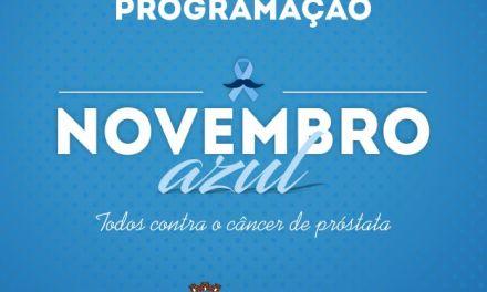 Secretaria de Saúde de Camboriú divulga programação do Novembro Azul