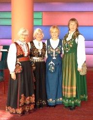 Concert Hostesses