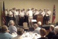 Welcome Banquet: Eugene Chorus