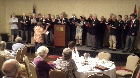 Welcome Banquet: Everett/Skagit Valley/Bellingham Chorus