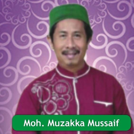 Moh. Muzakka Mussaif