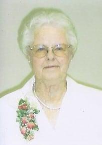 Obituary for Virginia Myrtle Shouse Nuckols