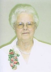 Obituary for Virginia Myrtle Shouse Nuckols
