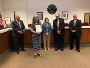 Payne is Pulaski County Schools' Teacher of the Month
