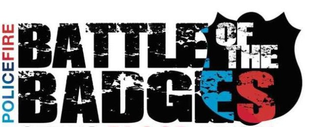 Donate blood and platelets at Battle of the Badges June 13