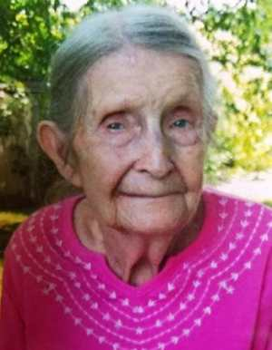 Obituary for Mildred Colleen Saunders Hancock