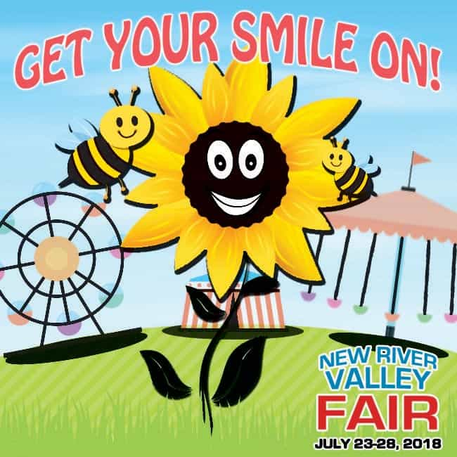 New River Valley Fair opens Monday