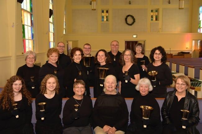 Memorial Baptist Handbell Choir to hold Christmas concerts