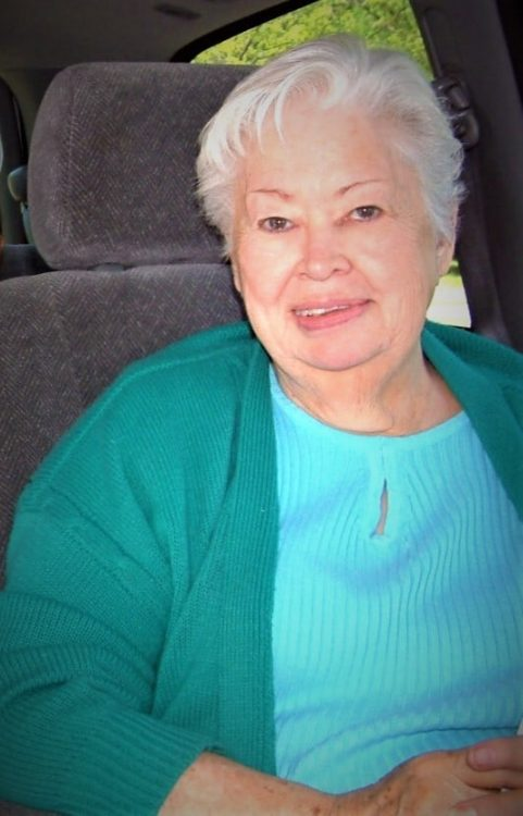Obituary for Joan Karen Wright Allen
