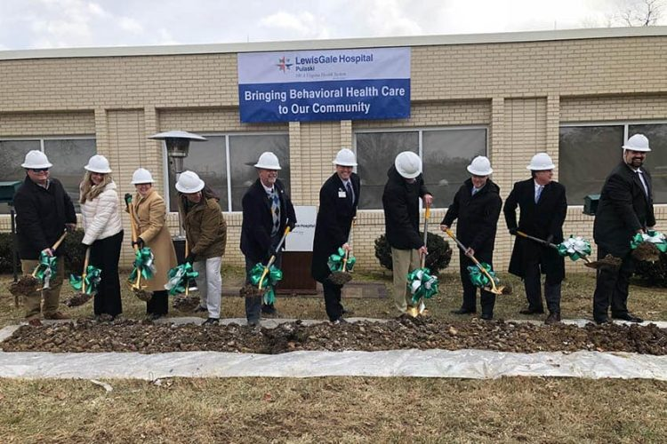 Local Mental Health Services Expand as LewisGale Hospital Pulaski Breaks Ground on New Behavioral Health Unit