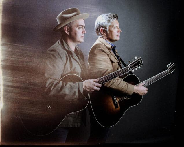 Tickets on Sale March 1 for Gibson Brothers April 26 Concert