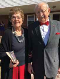Overton concludes 53 years as pastor at Draper Valley Baptist Church