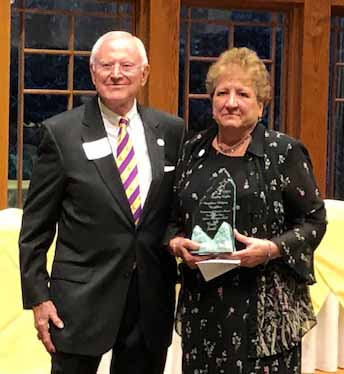 Smith, Grubb, Farmer honored by NRV Leading Lights organization