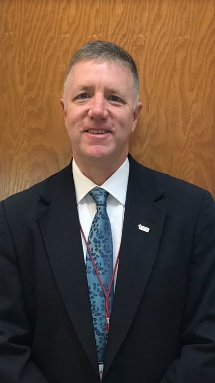 Joyce selected as first principal for Pulaski County Middle School